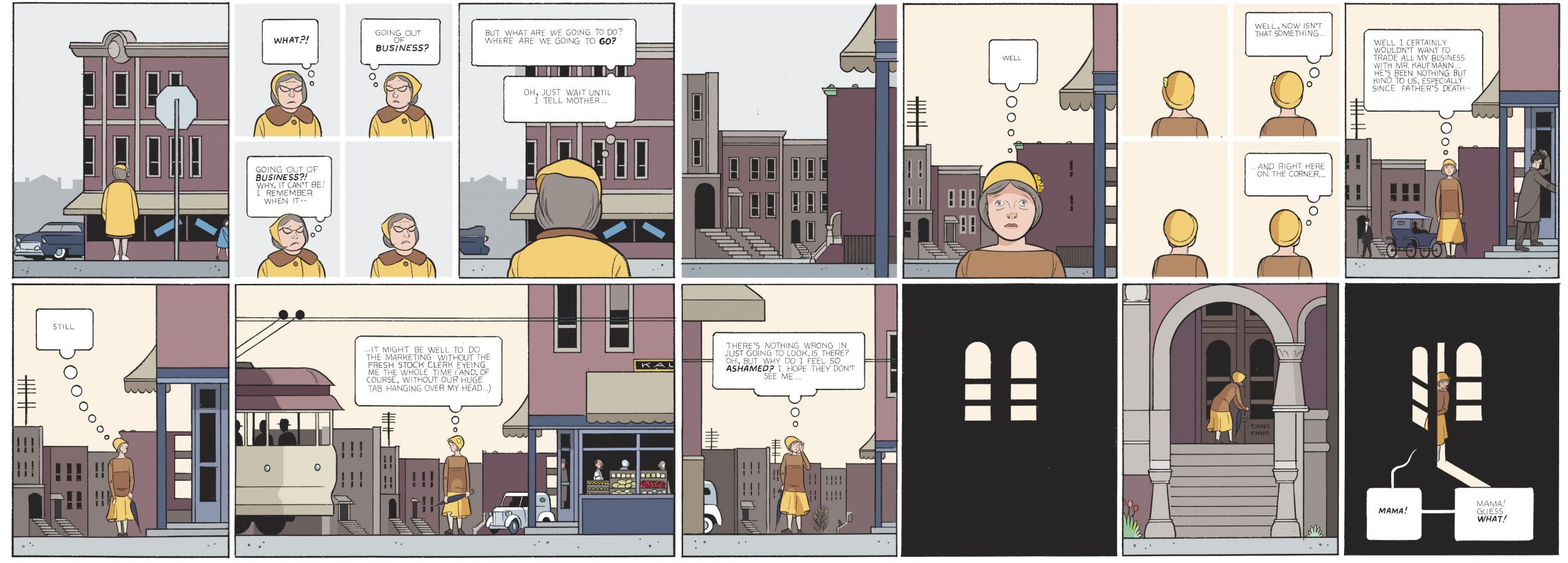 The Secret Language of Comics: Visual Thinking and Writing